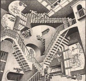 Escaleras de escher